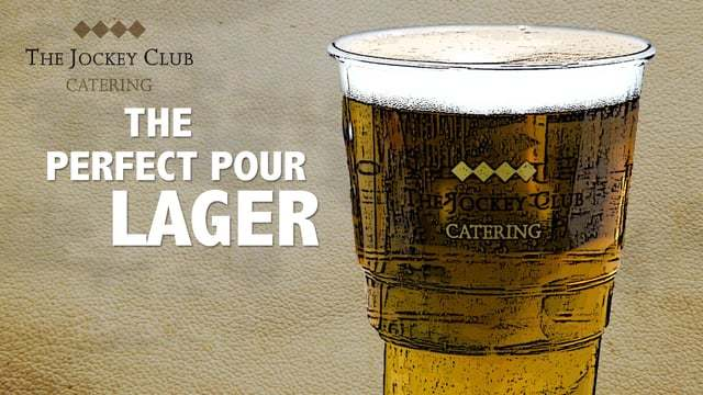 The Perfect Pour, Lager