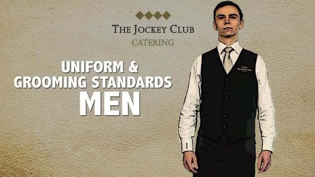 Uniform & Grooming Standards for Men