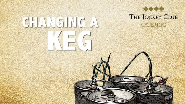 Changing a Keg